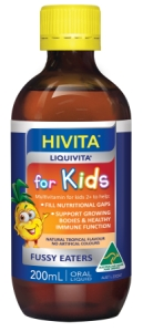 Hivita Liquivita for Kids