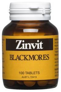 Blackmores Zinvit