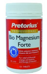 Pretorius Bio Magnesium Forte