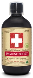 Healthy Essentials Liquid Immune Boost