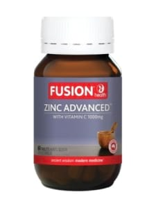 Fusion Health Organic Zinc Advanced