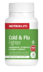 Nutra-Life Cold and Flu Fighter