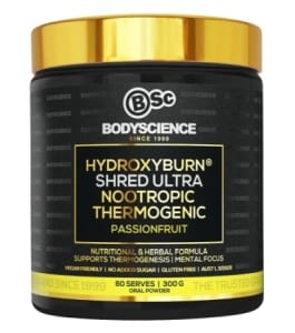 HydroxyBurn Shred Ultra Nootropic Thermogenic