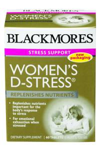 Blackmores Womens D-Stress