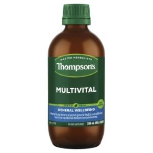 Thompson`s Multivital