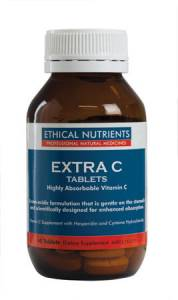Ethical Nutrients Extra C Tablets