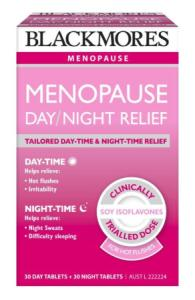 Blackmores Menopause Day and Night Relief