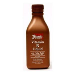 Grants Vitamin B Liquid