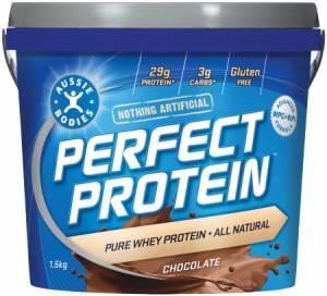 Aussie Bodies Perfect Protein Flavoured