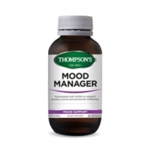 Thompson`s Mood Manager Capsules