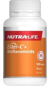 Nutra-Life Ester C Plus Bioflavonoids