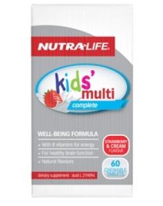 Nutra-Life Kids Multi