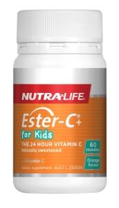 Nutra-Life Ester C for Kids