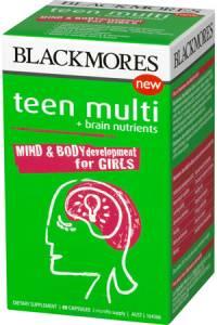 Blackmores Teen Multi for Girls