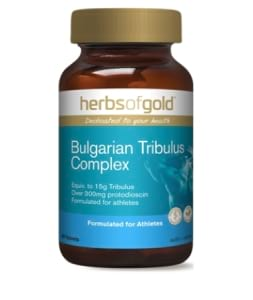 Herbs of Gold Bulgarian Tribulus Complex