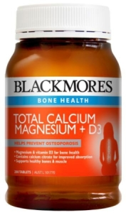 Blackmores Total Calcium plus Magnesium