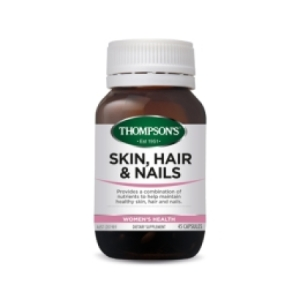 Thompson`s Skin Hair and Nails Capsules
