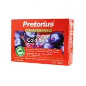Pretorius Sambucus Cold and Flu
