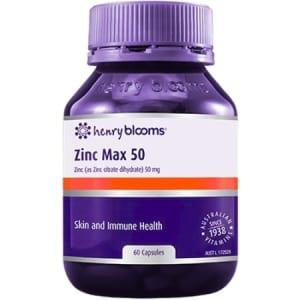 Blooms Zinc Max 50