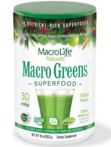 Macro Life Greens