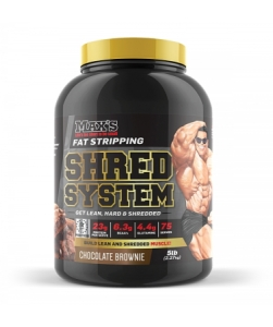 Max`s Shred System