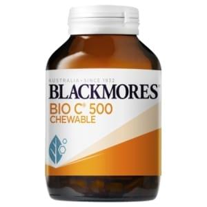 Blackmores Bio C Chewable - 500 mg