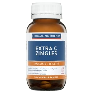 Ethical Nutrients Extra C Zingles