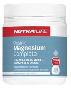 Nutra-Life Organic Magnesium Complete