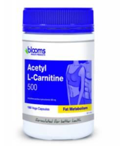 Blooms Aceytl L Carnitine 500