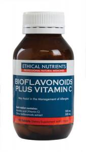 Ethical Nutrients Bioflavanoids plus Vitamin C
