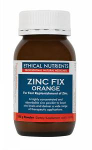 Ethical Nutrients Zinc Fix Powder
