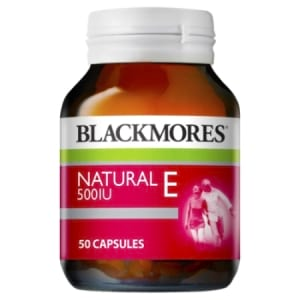 Blackmores Natural Vitamin E 500IU