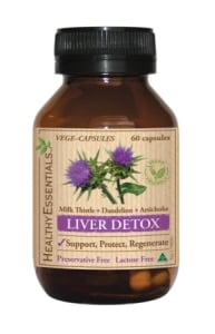Healthy Essentials Liver Detox