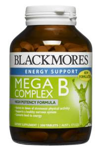 Blackmores Mega B Complex
