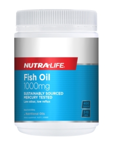Nutra-Life Omega 3 Fish Oil 1000 mg