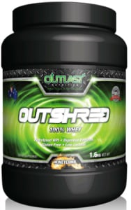 OUTLAST NUTRITION - OUTSHRED