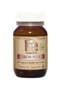 Healthy Essentials Iron Plus